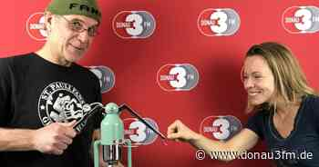 Sabrina trifft… Kaffee-Röster Peter Grunwald   DONAU 3 FM - DONAU 3 FM