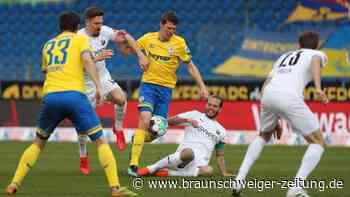 Eintracht besiegt Sandhausen auf den letzten Drücker