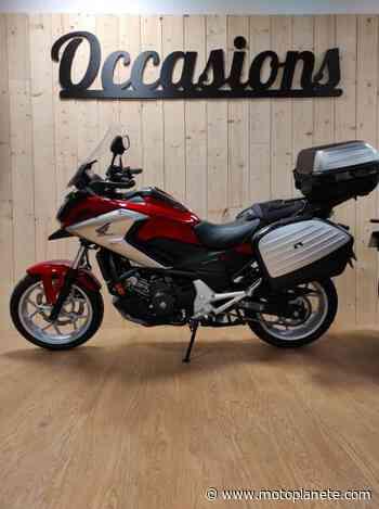 Honda NC750X 2020 à 7000€ sur ST MALO - Occasion - Motoplanete