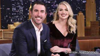Where Do Astros Ace Justin Verlander and Supermodel Kate Upton Call Home? - Realtor.com News