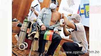 Bajas defensas frena vacuna en 20% de gente con cáncer - Opinión Bolivia