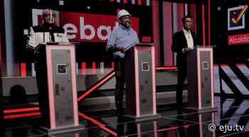 Candidatos en Cochabamba buscan reforzar el tema de desarrollo humano en sus propuestas de gestión - eju.tv