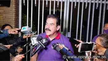 TSE habilita a Reyes Villa como candidato a la Alcaldía de Cochabamba - Opinión Bolivia