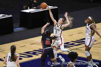 Bueckers leads top-ranked UConn over St. John's in Big East - Huron Daily Tribune