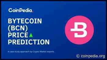 Bytecoin Price Prediction 2021: Will BCN Price Surge or Crash? - Coinpedia Fintech News