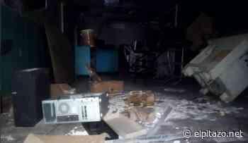 Delincuentes desmantelan todas las áreas de la Escuela Técnica Industrial de Acarigua - El Pitazo