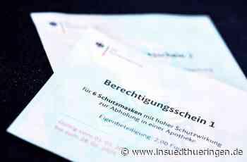 Sonneberg : Zustellerin wegen Masken-Gutscheinen attackiert - inSüdthüringen