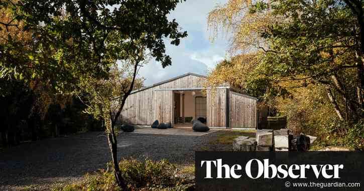 The Art Barn review – from agricultural shed to sublime studio