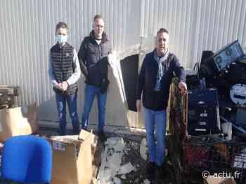 Cambriolage chez ABC Informatique à Friville-Escarbotin : près de 75 000 € de préjudice - L'Éclaireur du Vimeu
