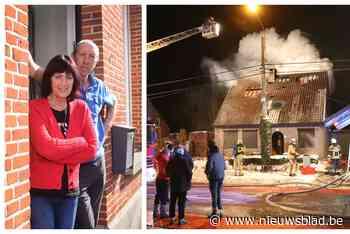 """Koppel overleeft zware brand: """"Dankbaar voor alle hulp die we gekregen hebben"""""""