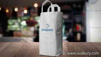 Domtar lauded for recyclable bag design