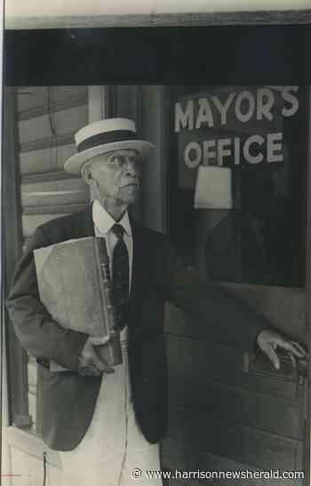 Black History Month celebrates Cadiz's own William H. Lucas - Harrison News Herald