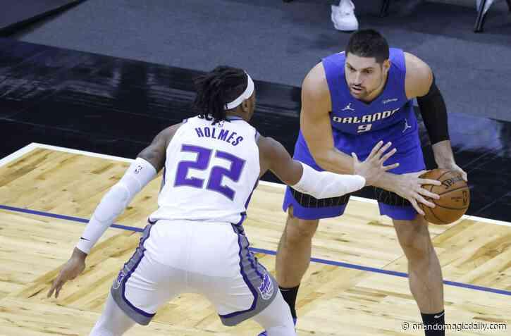 2021 Orlando Magic First Half MVP: Nikola Vucevic stands above the rest