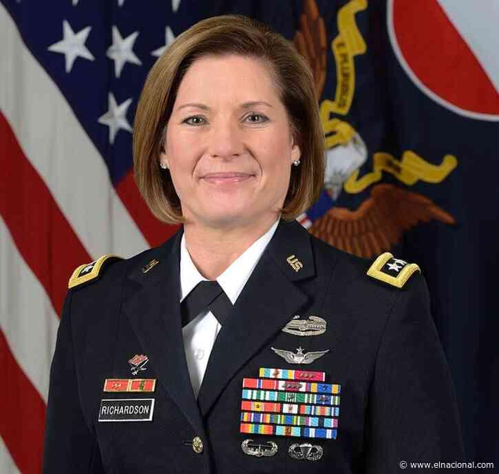Laura Richardson, ¿quién es la primera mujer en liderar el Comando Sur?