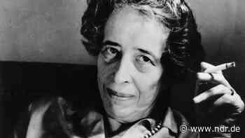 """Hannah Arendt und die """"Banalität des Bösen"""" - NDR.de"""