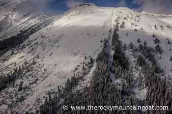 Avalanche near Valemount claims one life – The Rocky Mountain Goat - The Rocky Mountain Goat