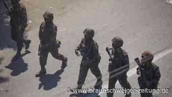 Nach dem Militärputsch: Myanmar: Schüsse und Militäreinsätze in Yangon