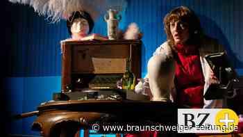 Braunschweiger Theaterfilm: Hinter Werthers Augenlidern