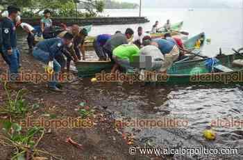 Pescador muere ahogado, este sábado, en la laguna de Catemaco - alcalorpolitico