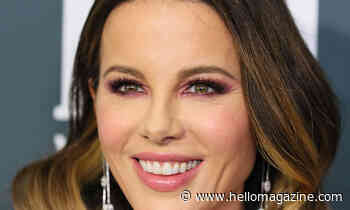 Kate Beckinsale makes hilarious photo fail as she pays tribute to mother - HELLO!