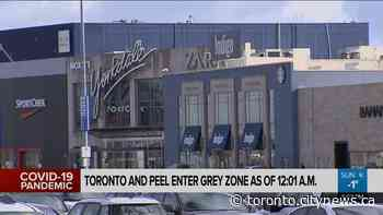 WATCHING NOW Toronto set to enter COVID-19 grey-zone framework - CityNews Toronto