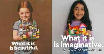 LEGO Revises Its Iconic 1981 Ad 'What It Is Is Beautiful' In Celebration Of International Women's Day 2021
