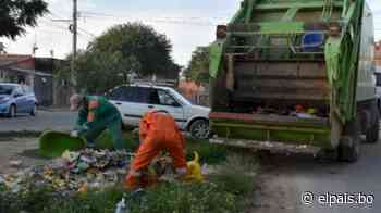 Por elecciones no hay recolección de basura en Tarija este domingo - El País