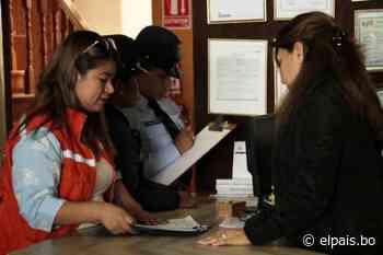 381.025 votantes definen hoy el futuro institucional de Tarija - El País