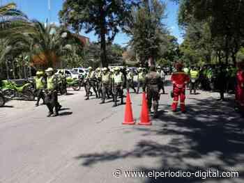 En Tarija 1965 policías cuidarán el voto de la población - elperiodico-digital.com