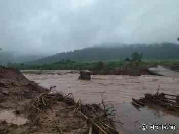 Intentó cruzar el río Tarija nadando y falleció - El País