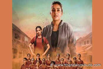Watch: Mammootty presents teaser of Rajisha's sports drama 'Kho Kho' - The News Minute