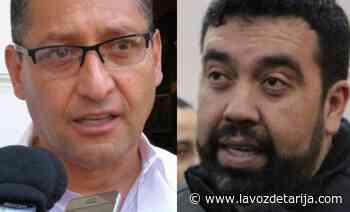 Oscar Montes y Álvaro Ruiz disputarían la Gobernación de Tarija en segunda vuelta según Ciesmori - La Voz de Tarija