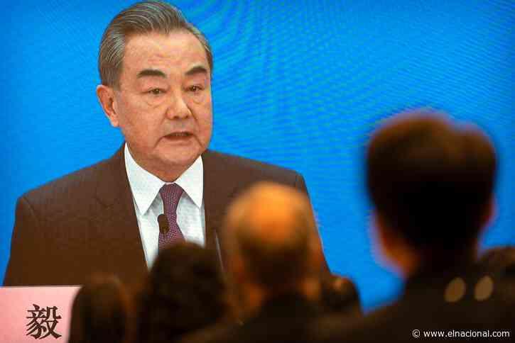 China pone condiciones para reparar sus relaciones con Estados Unidos