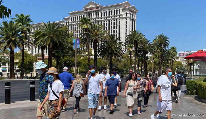 Para reactivar Las Vegas: Nevada da paso a una medida que permitiría la reanudación