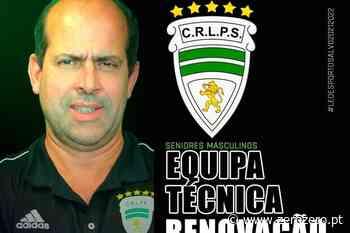 Leões de Porto Salvo renova com a sua equipa técnica para a próxima época :: zerozero.pt - zerozero.pt