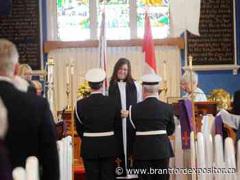 Point Edward church honours mariners at annual service - Brantford Expositor