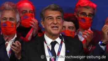 Primera Division: Joan Laporta hat bei Barça wieder das Sagen