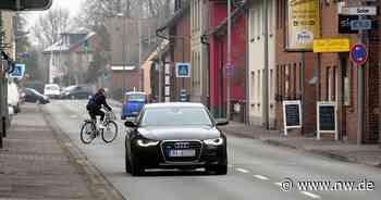 Diese zwei Straßen in Friedrichsdorf könnten bald Radfahrspuren bekommen - Neue Westfälische