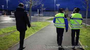 Les élus en immersion chez les gendarmes de Pont-Sainte-Maxence - Courrier picard