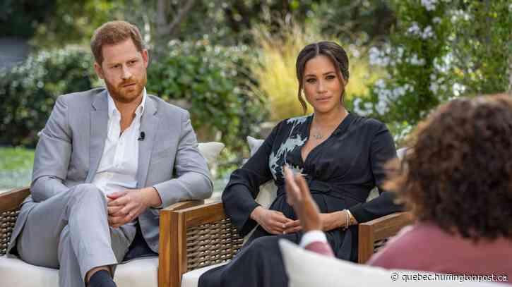Toutes les révélations de l'entrevue du prince Harry et de Meghan Markle