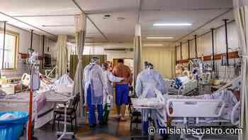 Coronavirus: colapsó el sistema sanitario de Rio Grande do Sul - Misiones Cuatro