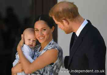Harry and Meghan say concerns were raised over how dark Archie's skin would be
