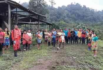 Confirman más desplazamientos masivos en Murindó, Antioquia - RCN Radio