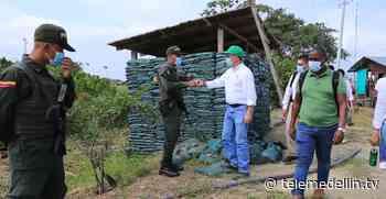 Ejército ya hace presencia en Murindó - Telemedellín