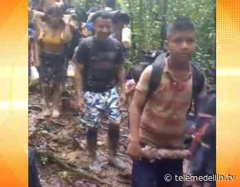 Enviarán ayuda humanitaria a indígenas en Murindó - Telemedellín