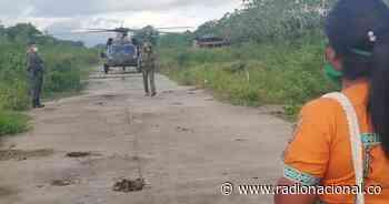 Gobierno anuncia ayudas para indígenas desplazados en Murindó, Antioquia - Radio Nacional de Colombia