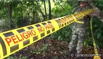 El Ejército avanza en el desminado de resguardos indígenas de Murindó - Caracol Radio