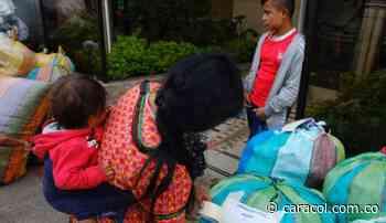 Indígenas desplazados en Murindó recibirán ayudas humanitarias - Caracol Radio