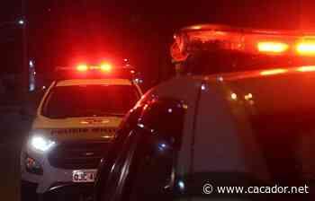Polícia: Homem é morto com golpe de facão em Fraiburgo - Caçador Online