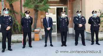 Carabinieri, Porto San Giorgio saluta Marini e Verroca: «Due colonne per la sicurezza nella... - Corriere Adriatico